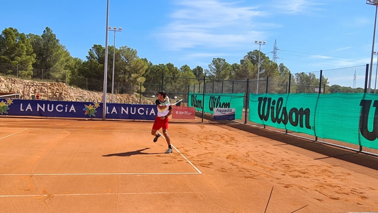 Noticias 2º: 1º Torneo Internacional David Ferrer