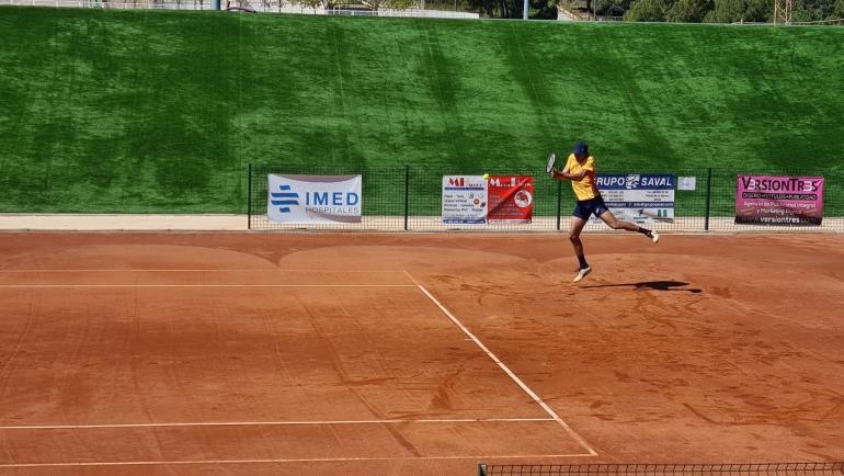 Final 1º Torneo Internacional David Ferrer