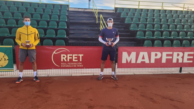 Final 2º Torneo Internacional David Ferrer