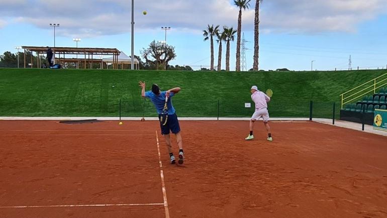 Noticias: 1º Torneo Internacional David Ferrer