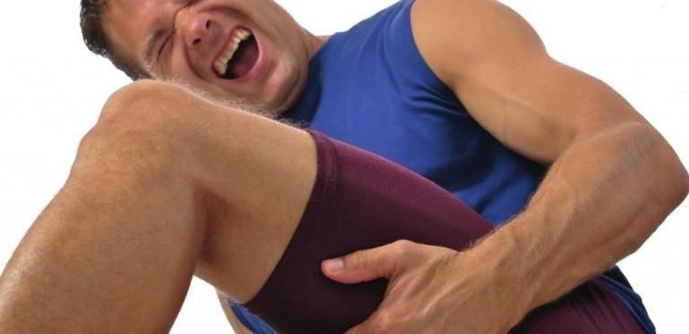 Lesiones musculares en el tenis