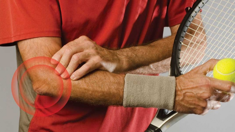 Lesiones por sobrecarga en el joven tenista