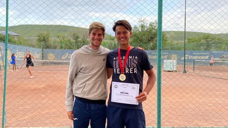 ITF J5 en Bishkek